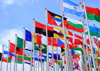 We Are A Truly International, Ethical Trading Company